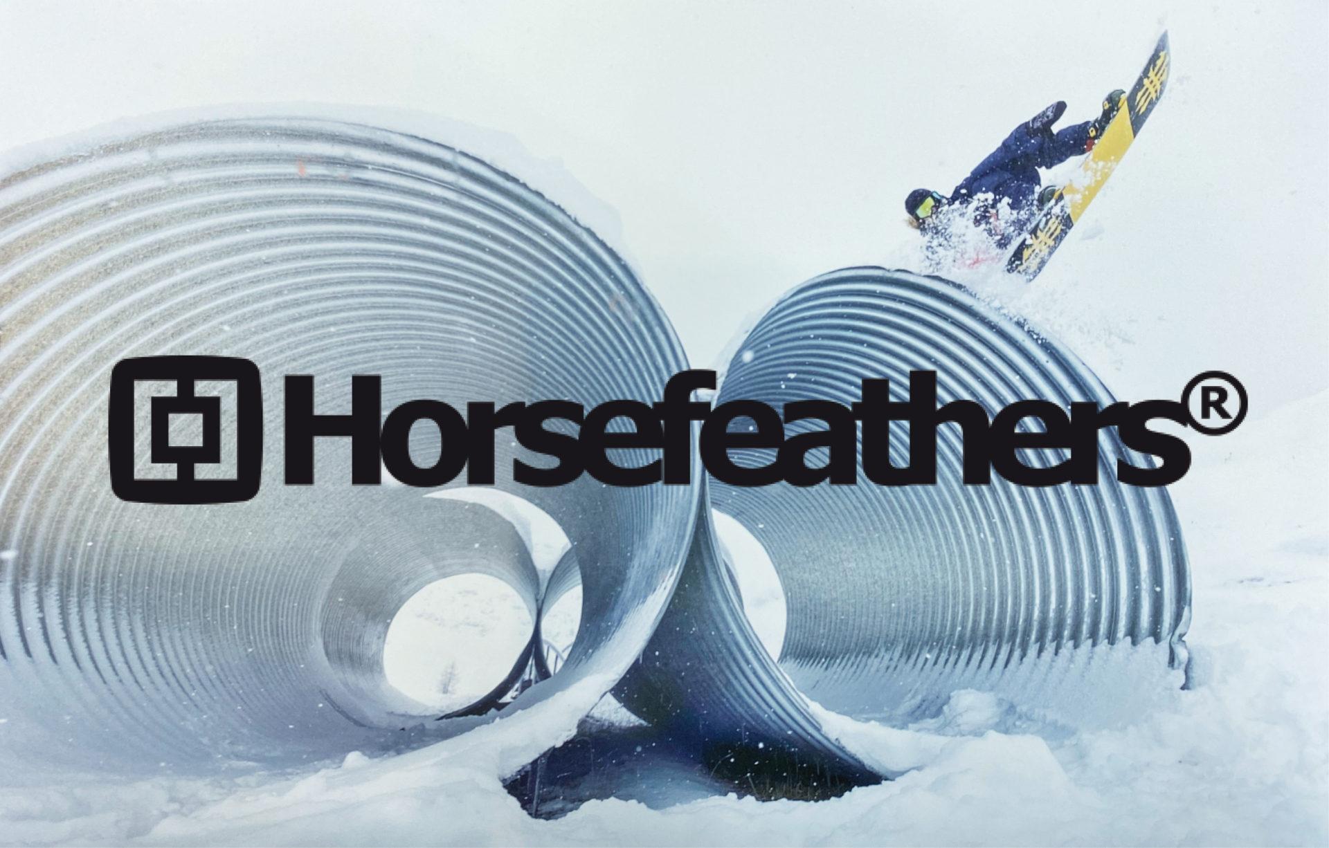 20-21 NEWモデルウェア【Horsefeathers】