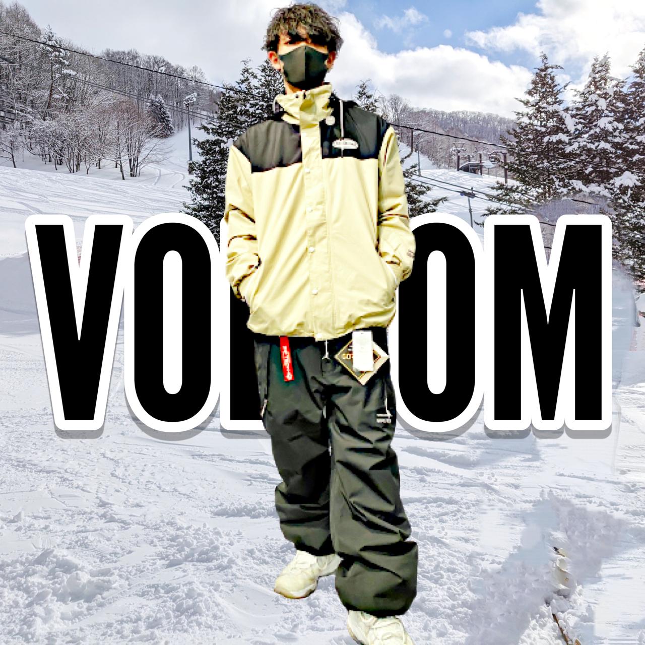 21-22 NEWモデルウェア VOLCOM ボルコム