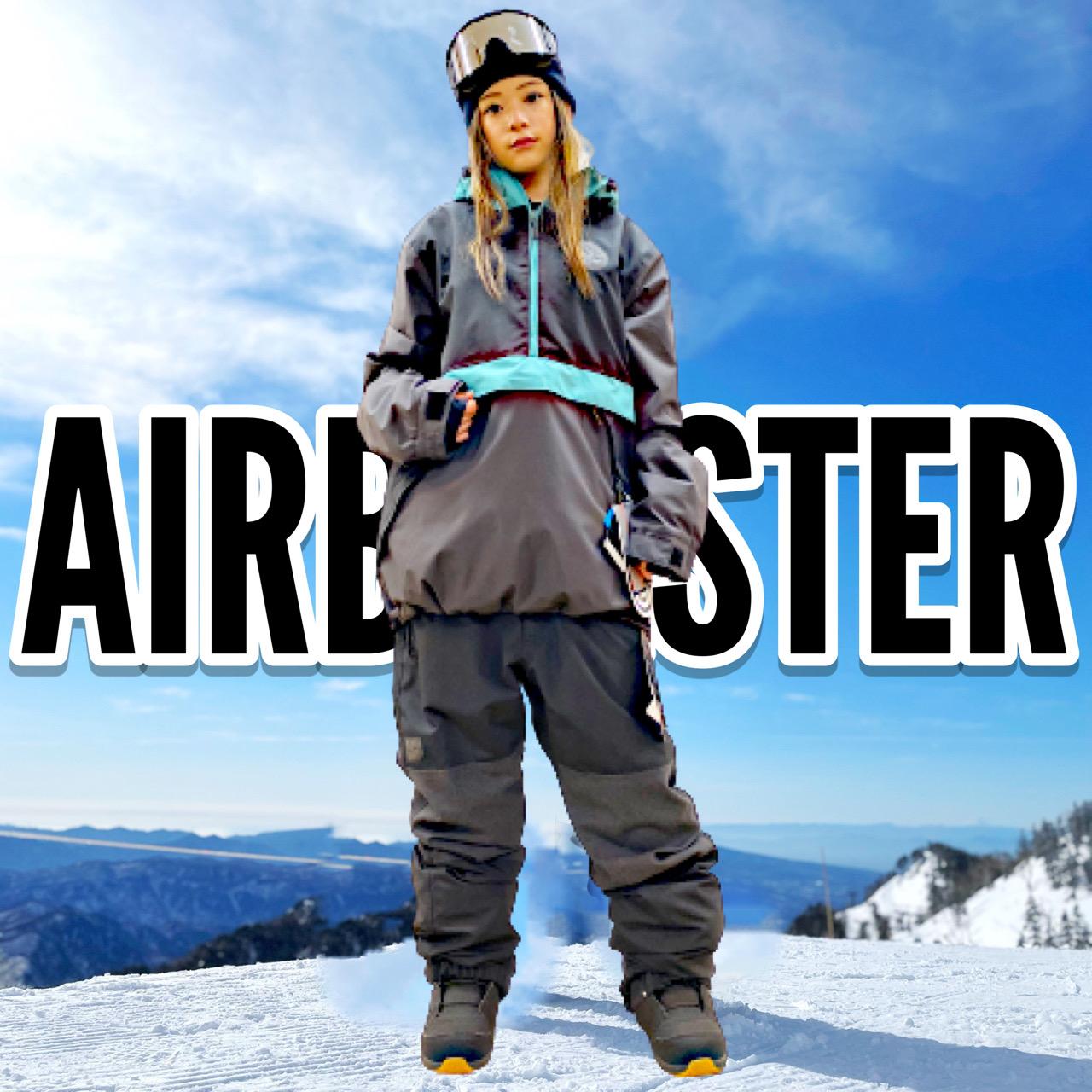21-22 NEWモデルウェア AIRBLASTER エアブラスター
