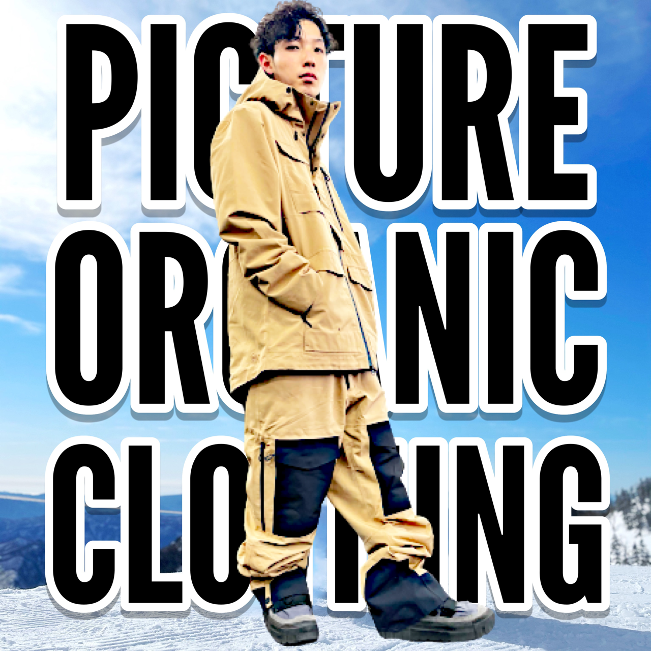 21-22 NEWモデルウェア PICTURE ORGANIC CLOTHING ピクチャー